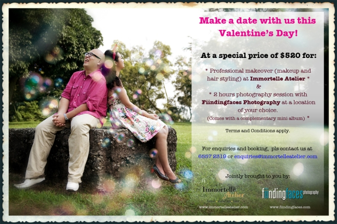Joint Valentine's Day Promotion - 01